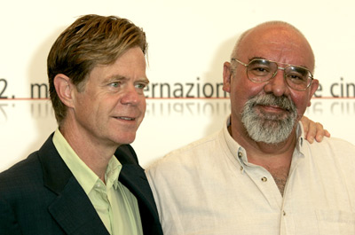 William H. Macy and Stuart Gordon at an event for Edmond (2005)