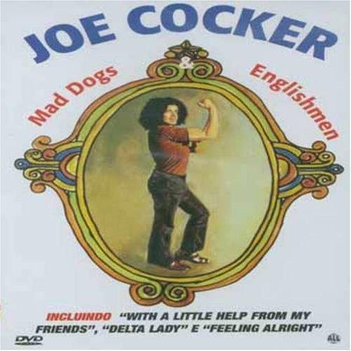 Joe Cocker in Joe Cocker: Mad Dogs & Englishmen (1971)