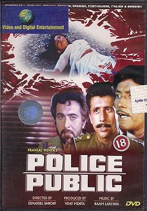 Police Public movie, song and  lyrics
