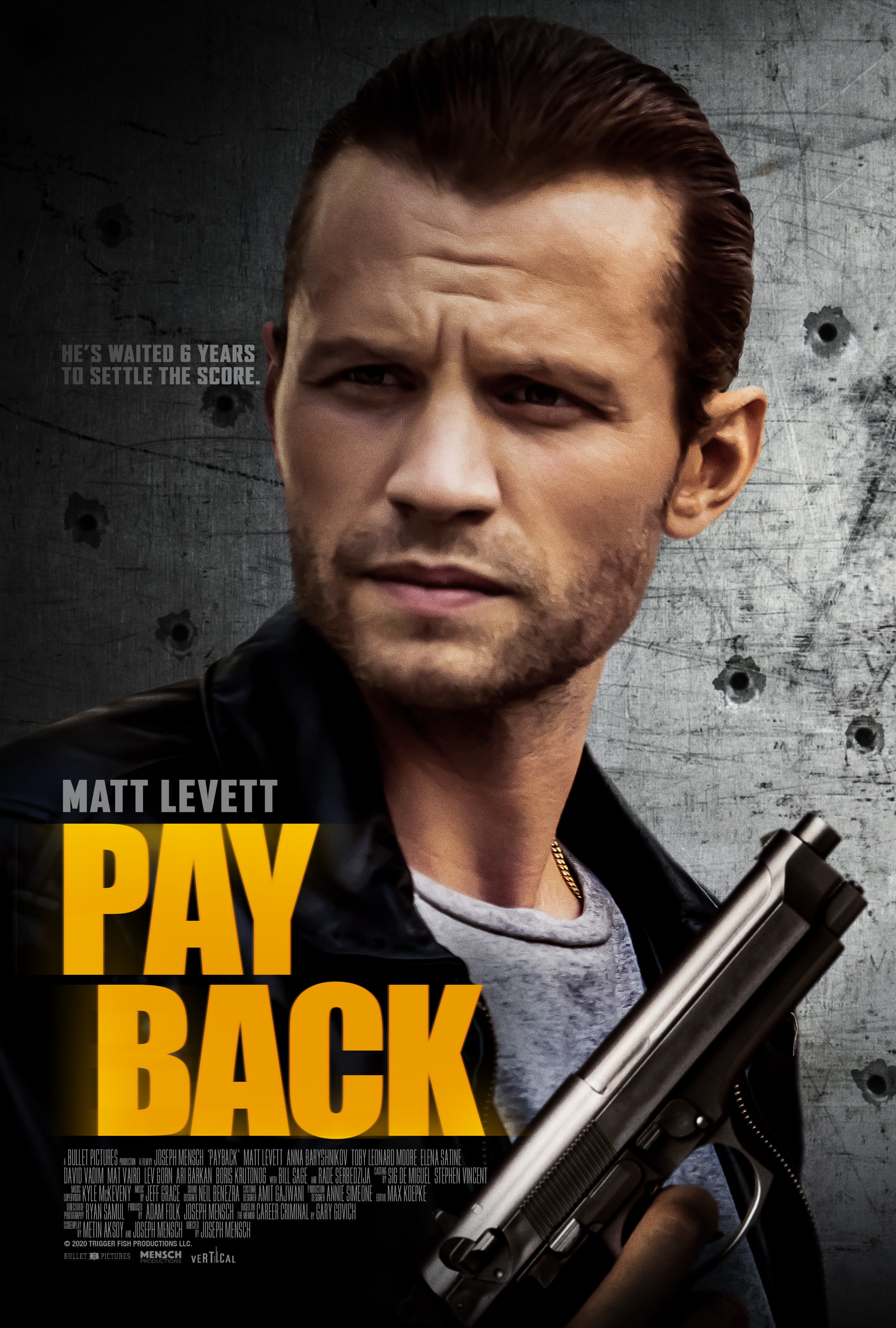 Payback (2021) Bengali Dubbed (Voice Over) WEBRip 720p [Full Movie] 1XBET