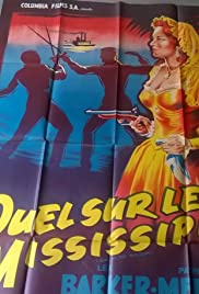 Duel on the Mississippi Poster