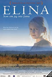 Elina: As If I Wasn't There Poster