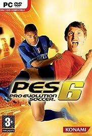 Pro Evolution Soccer 6 Poster