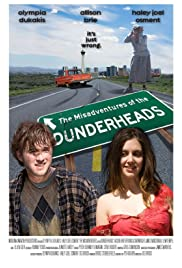 The Misadventures of the Dunderheads Poster