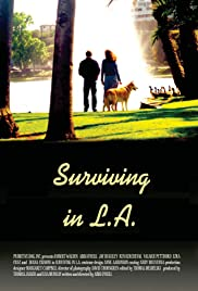 Surviving in L.A. Poster