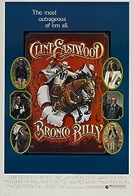 Clint Eastwood, Scatman Crothers, Geoffrey Lewis, Sondra Locke, and Sierra Pecheur in Bronco Billy (1980)