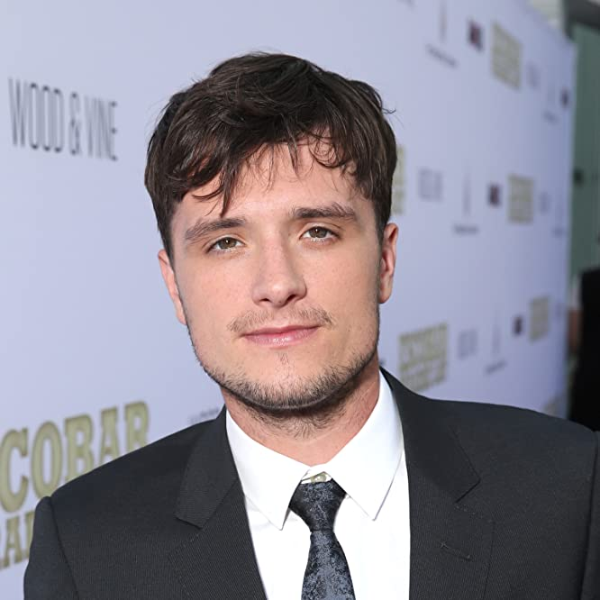 Josh Hutcherson at an event for Escobar: Paradise Lost (2014)