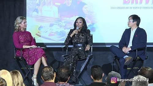 Q&A Panel - 2019 Beyond Driven LA Screening Red Carpet