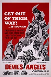 Downloading into imovie Devil's Angels by Roger Corman [Mp4]