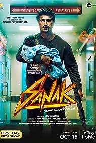 Sanak (2021) Hindi 720p HDRip Downlaod