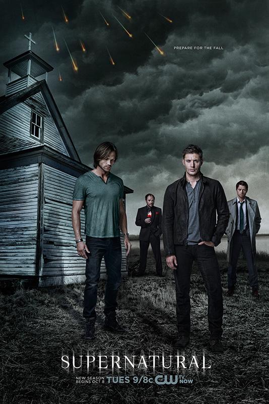 Supernatural S1-S14 Subtitle Indonesia