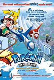 Pokemon Heroes (2003) 720p