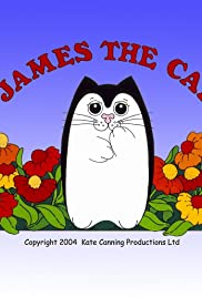 James the Cat Poster