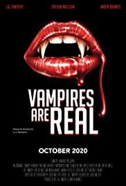 Vampires Are Real (2020) HDRip English Movie Watch Online Free