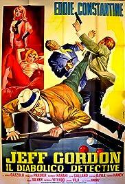 Jeff Gordon, Secret Agent Poster