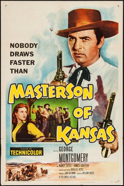 Masterson of Kansas (1954)