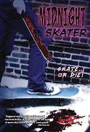 Midnight Skater Poster