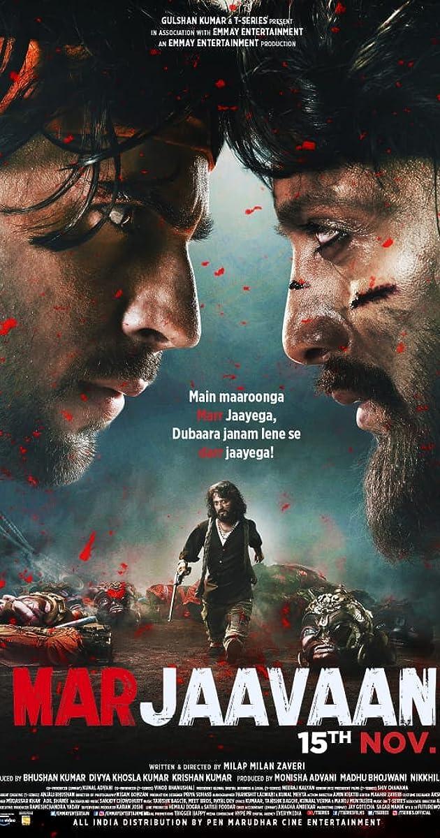 Free Download Marjaavaan Full Movie