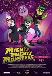 Mighty Mighty Monsters in New Fears Eve Poster