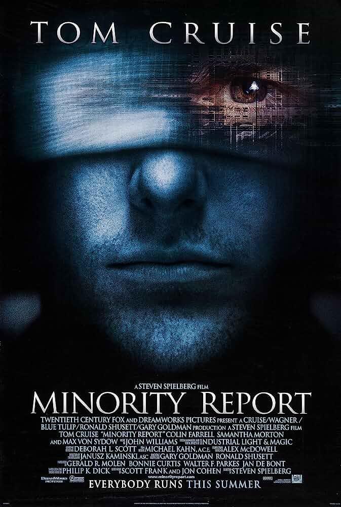 Minority Report (2002) Hindi Dubbed