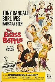 The Brass Bottle (1964) Poster - Movie Forum, Cast, Reviews