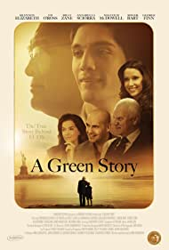 Malcolm McDowell, Billy Zane, Annabella Sciorra, and Ed O'Ross in A Green Story (2012)