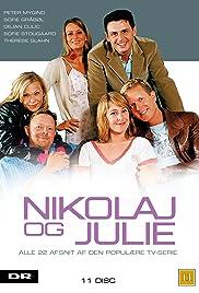 Nikolaj og Julie Poster
