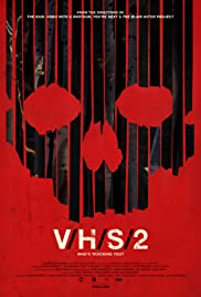 V/H/S/2 (2013) Poster - Movie Forum, Cast, Reviews