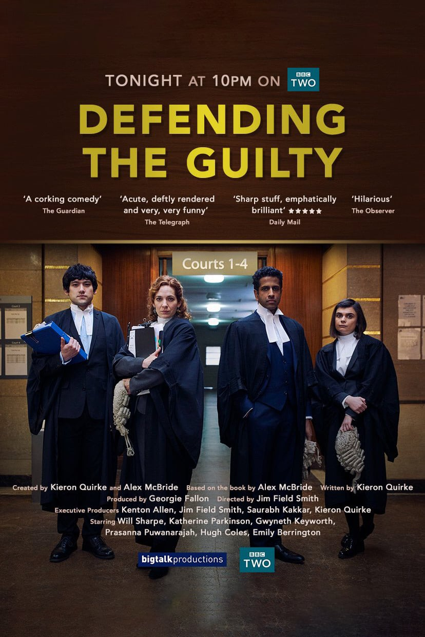 Ginant kaltuosius (1 Sezonas) / Defending the Guilty Season 1
