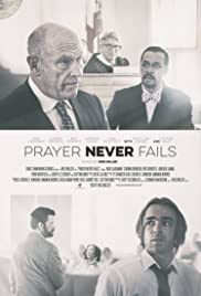 Prayer Never Fails Poster