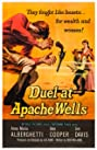 Duel at Apache Wells (1957) Poster