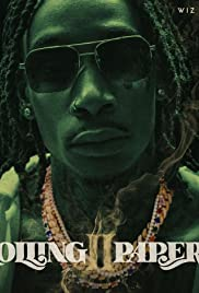 Wiz Khalifa: Rolling Papers 2 Poster