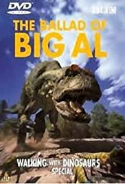Walking with Dinosaurs: Big Al Uncovered Poster