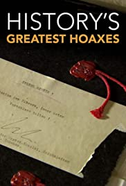 History's Greatest Hoaxes Poster
