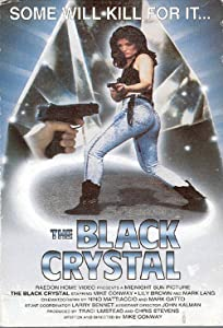 Watching movie dvd The Black Crystal [720