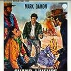 Mark Damon and Pamela Tudor in La morte non conta i dollari (1967)