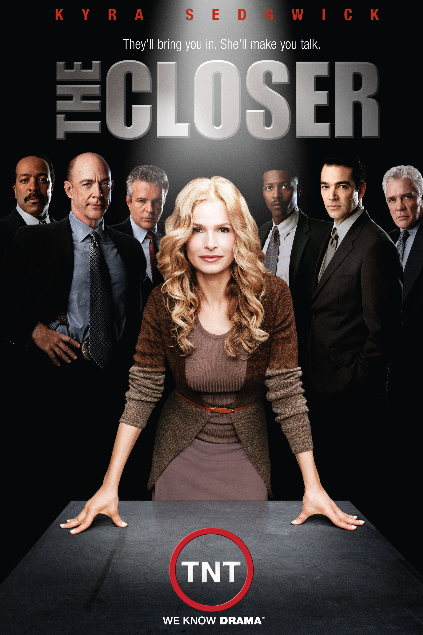 The Closer Tv Series 2005 2012 Imdb