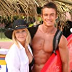 Heather Locklear and Robert Buckley in Flirting with Forty (2008)