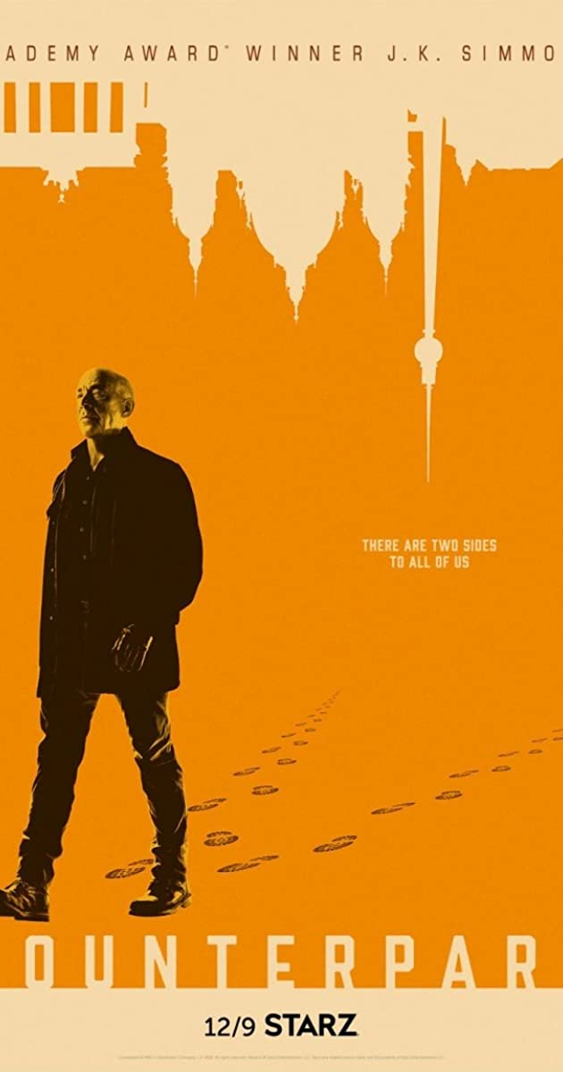 Counterpart (TV Series 2017–2019) - Counterpart (TV Series