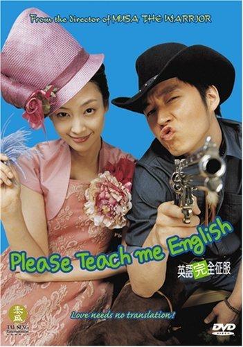 [PG-13] Please Teach Me English (2003) Korean  DvD-Rip - 720P - x264 - 350MB - Download & Watch Online  Movie Poster - mlsbd