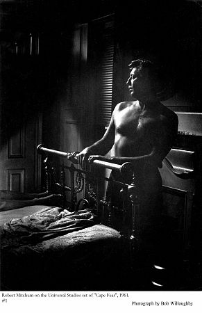 """""""Cape Fear"""" Robert Mitchum 1961 Universal"""