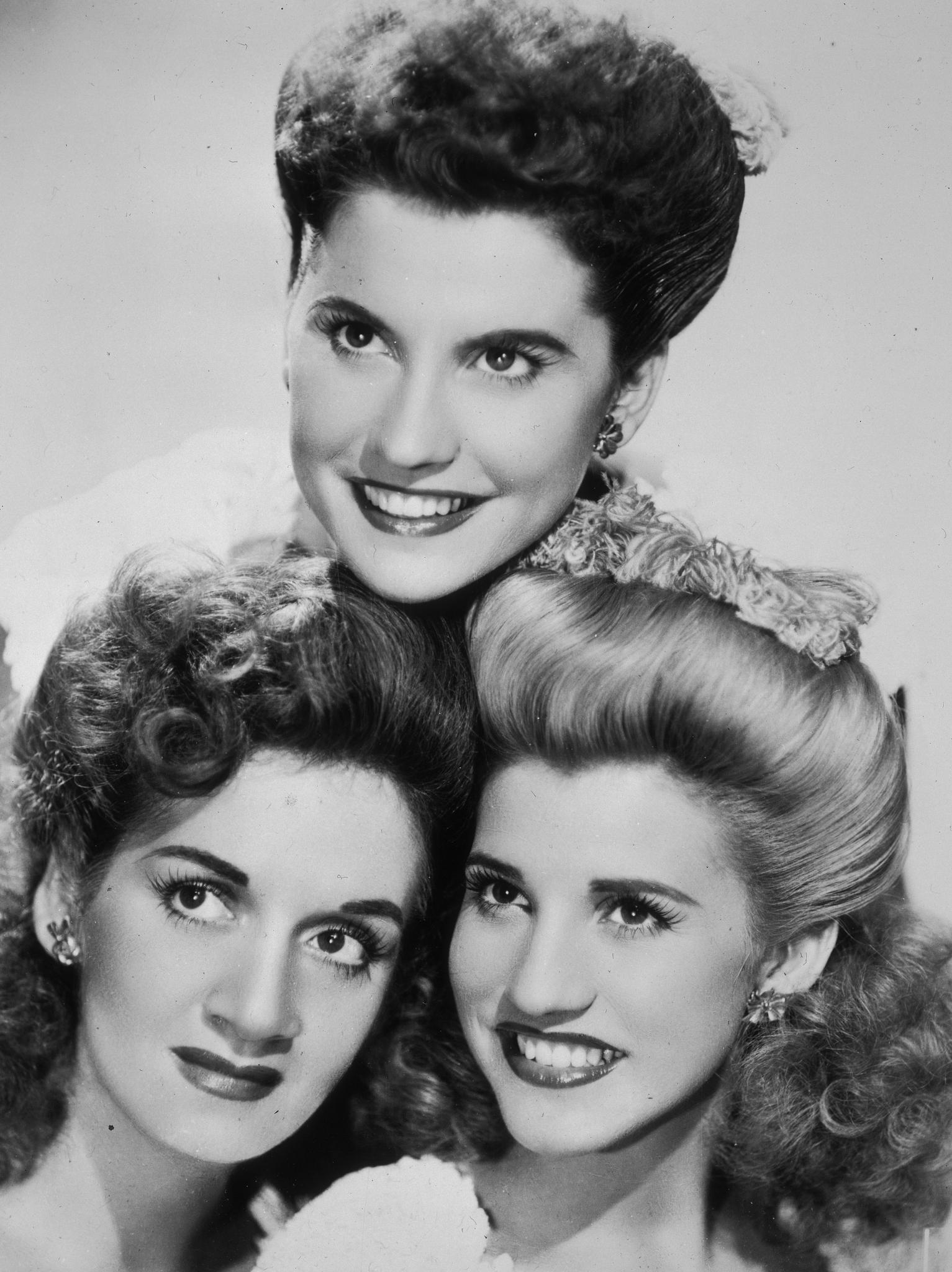 the andrews sisters imdb