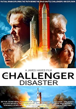 poster for The Challenger Disaster