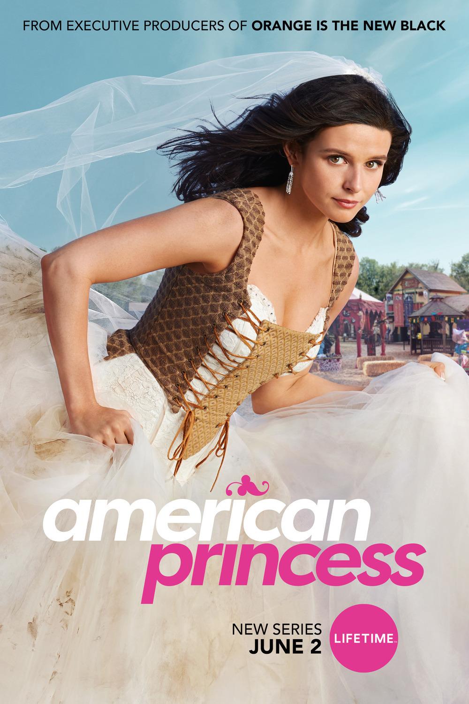 AMERICAN PRINCESS (1 Sezonas)