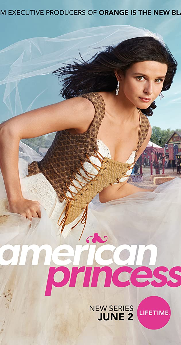 Download American Princess or watch streaming online complete episodes of  Season1 in HD 720p 1080p using torrent