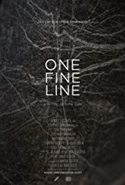 One Fine Line Poster