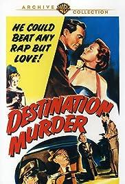 Destination Murder Poster