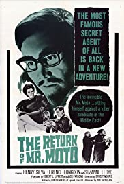 The Return of Mr. Moto (1965) Poster - Movie Forum, Cast, Reviews
