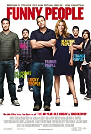 Funny People (2009) Poster - Movie Forum, Cast, Reviews