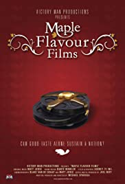 Maple Flavour Films Poster